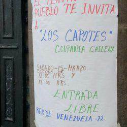 Afiche del barrio